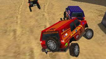 Canyon Valley Rally - online game | Mahee.com