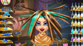 Cleo de Nile Real Haircuts - online game | Mahee.com