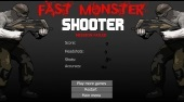 Fast Monster Shooter - Game | Mahee.com
