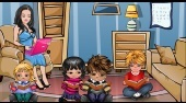 Kids Kiss | Mahee.fr