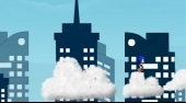 Sonic on Clouds | Free online game | Mahee.com