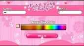 Match Match Baby | Free online game | Mahee.com