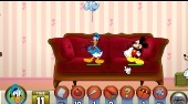 Mickey And Friends in Pillow Fight - Game | Mahee.com