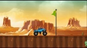 Monster Ride - online game | Mahee.com