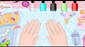 Nail Art Salon | Free online game | Mahee.com