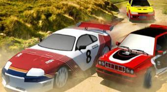 Super Rally Challenge - Game | Mahee.com