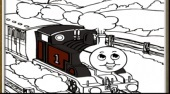 Thomas the Tank Engine | Mahee.com