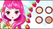 Sweet Strawberry Girl | Free online game | Mahee.com