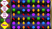 Candy Crush Pro - online game | Mahee.com