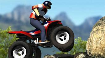 New Dimension Mountain ATV | Free online game | Mahee.com