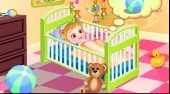 Baby Hazel Brushing Time | Free online game | Mahee.com