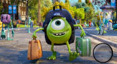 Monster University Hidden Letters