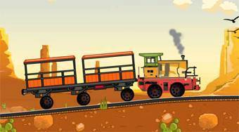 Goods Train - online game | Mahee.com