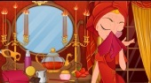 Elements Makeover Fire Princess - online game | Mahee.com