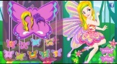 Butterfly Fairy - Game | Mahee.com