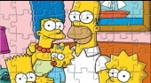 Simpsons Jigsaw - online game | Mahee.com