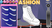Paint My Shoes | Free online game | Mahee.com