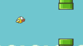 Flappy Bird - online game | Mahee.com