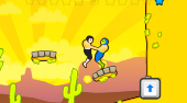 Wrestle Jump | Free online game | Mahee.com