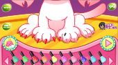 Pet Nail Salon - Le jeu | Mahee.fr
