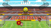 Super Sport Heads Football | Free online game | Mahee.com