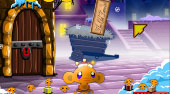 Monkey Go Happy Xmas Time - Game | Mahee.com