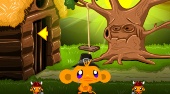 Monkey Go Happy Tales - online game | Mahee.com