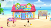 Shopaholic Beach Models - Game | Mahee.com