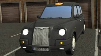 London Taxi | Free online game | Mahee.com