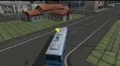 School Bus Parking 3D | Free online game | Mahee.com