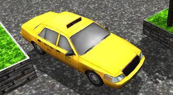 Taxi Parking 3D - Le jeu | Mahee.fr