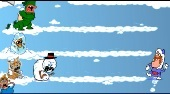 Up to Snow Good - jeu en ligne | Mahee.fr