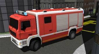 3D Fire Fighter | Free online game | Mahee.com