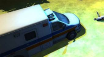 Park It 3D Ambulance | Free online game | Mahee.com