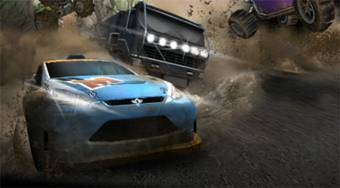 Diablo Valley Rally | Free online game | Mahee.com