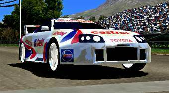 Speed Rally Pro - online game | Mahee.com