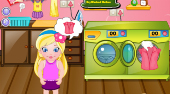 Tidy Baby Sofia | Free online game | Mahee.com