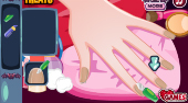 Monster Nail Spa | Free online game | Mahee.com