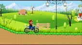 Mario Ride - Game | Mahee.com