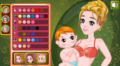 Mother and Baby - jeu en ligne | Mahee.fr