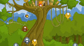 Treehouse Hero | Free online game | Mahee.com