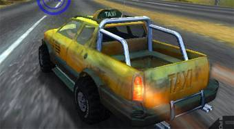 Extreme Cabbie - online game | Mahee.com