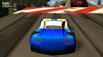 Crash Drive 3D | Free online game | Mahee.com