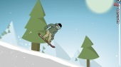 Downhill Snowboard 2 - Game | Mahee.com