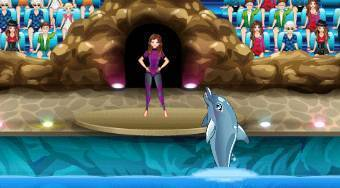 My Dolphin Show 4 - online game | Mahee.com