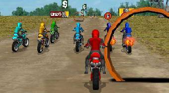 Dirtbike Racing - Game | Mahee.com