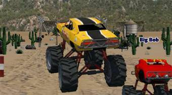 Monster Truck Fever - online game | Mahee.com