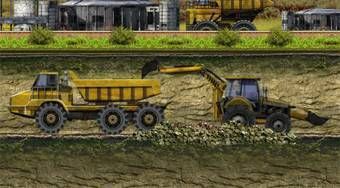 Heavy Machines in Action | Mahee.fr