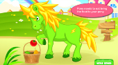 Pony Care 2 - online game | Mahee.com