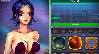 Space Slut Sim - Game | Mahee.com